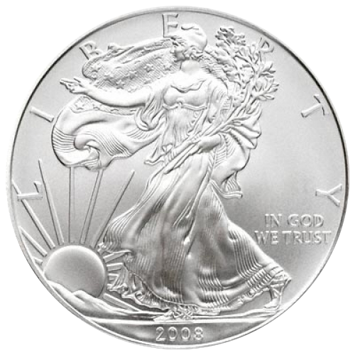 American Eagle (1 troy ounce zilver)